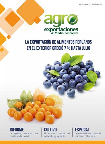 Revista Agroexportaciones & Medio Ambiente Nº 21