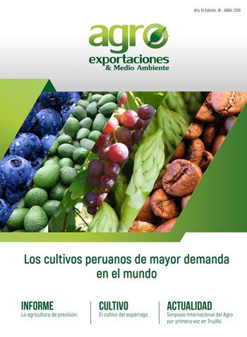 Revista Agroexportaciones & Medio Ambiente Nº 18