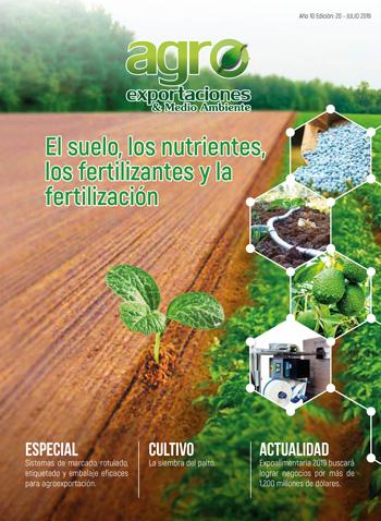 Revista Agroexportaciones & Medio Ambiente Nº 20