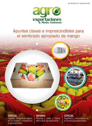 Revista Agroexportaciones & Medio Ambiente Nº 16