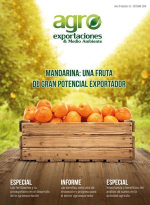 Revista Agroexportaciones & Medio Ambiente Nº 22