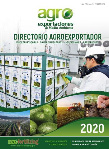 Revista Agroexportaciones & Medio Ambiente Nº 23