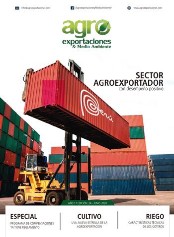 Revista Agroexportaciones & Medio Ambiente Nº 24