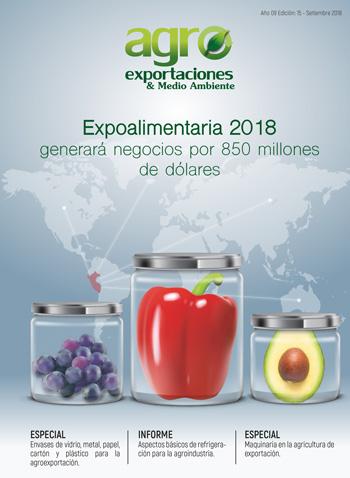 Revista Agroexportaciones & Medio Ambiente Nº 15
