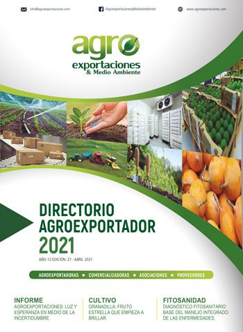 Revista Agroexportaciones & Medio Ambiente Nº 27