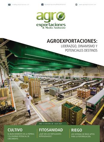 Revista Agroexportaciones & Medio Ambiente Nº 28